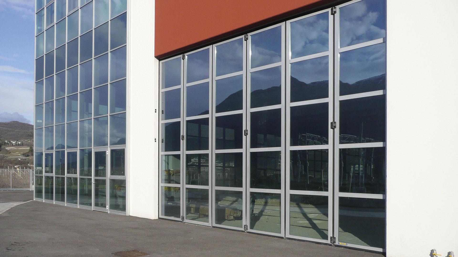 Chiusure vetrate
